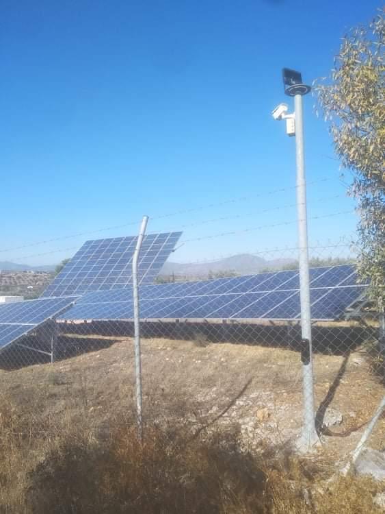 Φύλαξη φωτοβολταϊκου πάρκου